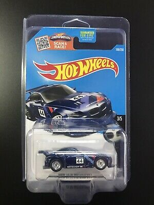 2016 Hot Wheels Super Treasure Hunt BMW Z4 M Motorsport