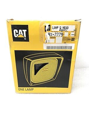 New Caterpillar Cat Lamp G Head 9x-7779