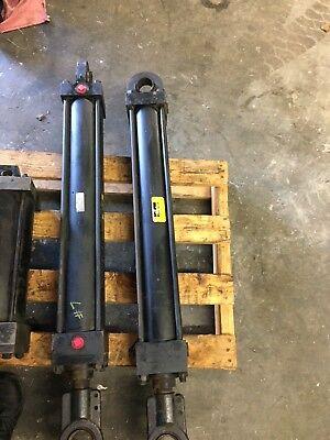 Parker 2h Series Cylinder 4 Bore 26 Stroke 0.400 Csba2hlts23 26.00