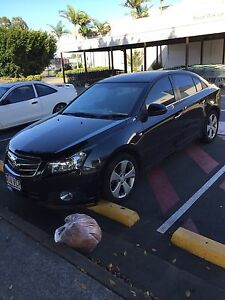 Holden Cruze Coorparoo Brisbane South East Preview