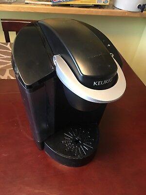 Keurig Coffee Brewing System (Keurig Coffee Maker Model B-40 Brewing System Black Machine)