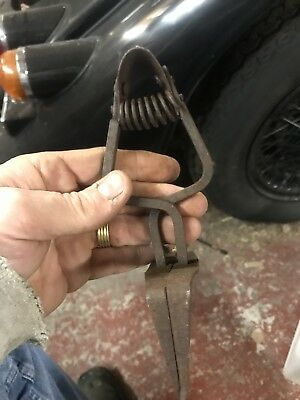 Vintage French Rat Mole Trap