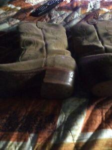 Boulet cowboy boots 10.5