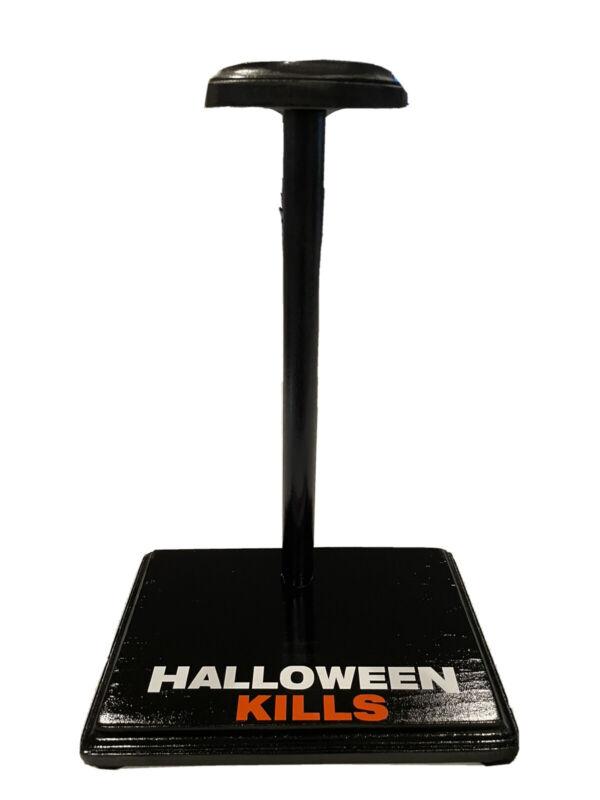 HALLOWEEN KILLS MICHAEL MYERS 🎃 Mask Display Stand 4 Trick Or Treat Studios !