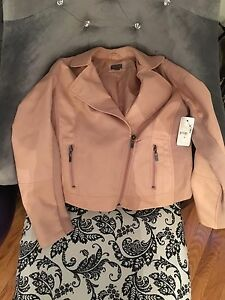 Pink Maternity Jacket (Coat)