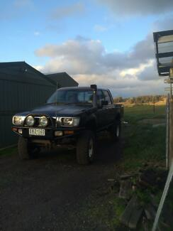 1997 Toyota Hilux Ute Traralgon Latrobe Valley Preview