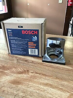Bosch Router Base And Plate 2609160114