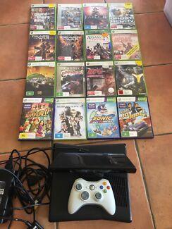 Xbox 360 Kinect + 16 huge games!