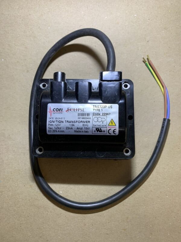 Eclipse TRS723P US Ignition Transformer Coil 22967 ***NEW!!***