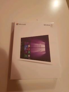Microsoft windows 10 pro sealed in the box usb desktop pc upgrade