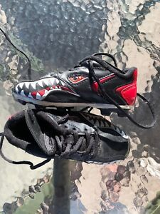 Soccer shoes- size 12, rawlings