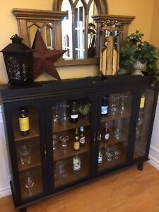 Unique Display Cabinet