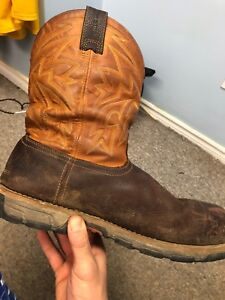 Size 14 steel toe boots