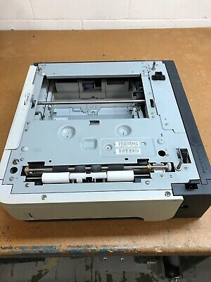 - HP 500 Sheet Feeder Assembly with Paper Tray 3 LaserJet P4015 P4515 R73-6009