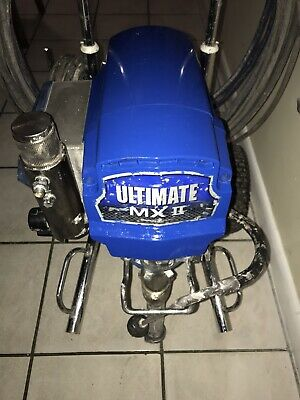 New Graco Ultra Max Ii 695 Electric Airless Paint Sprayer