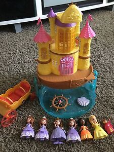 Sofia the First - playset