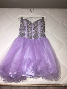 Semi Dress - size 0