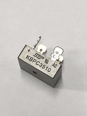 Bridge Rectifier 1ph 35a 1000v 35 Amp Metal Case  1000 Volt 35a Diode