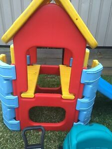 Cubby house with slide Condell Park Bankstown Area Preview