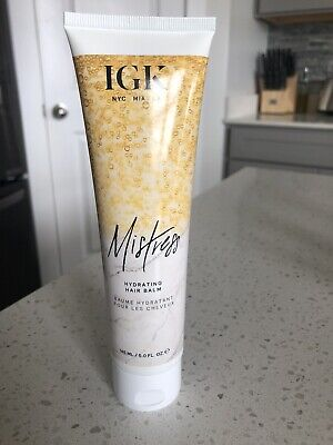 IGK Mistress Hydrating Hair Balm 5.0 FL OZ Brand New Unused Unsealed