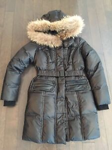 New Down filled coat Atelier Noir by RUDSAK Size Small