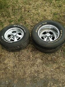 Crager SS Rims