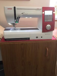 Janome Horizon Memory Craft Machine Pennant Hills Hornsby Area Preview