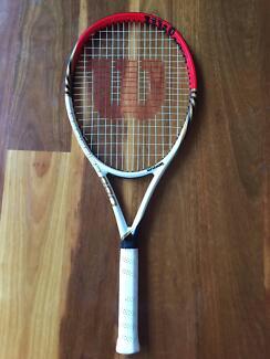 Wilson tennis racquet in VGC