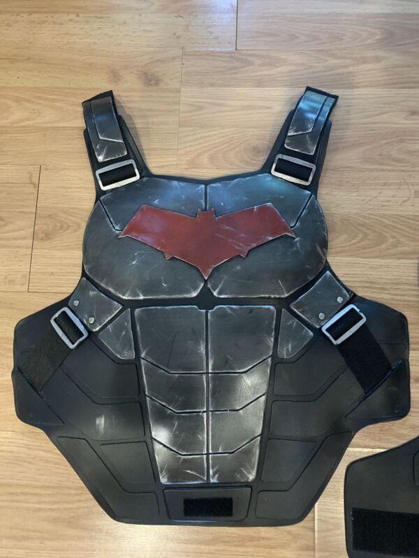 batman red hood cosplay Armor