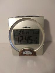 Reizen Radio Controlled British Talking Alarm Clock (Model TKC101U) tested