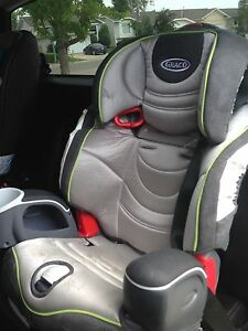Graco 3-in-1 Carseat/Booster