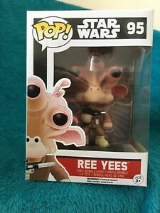 Pop! REE YEES. (95). Star Wars. Caulfield East Glen Eira Area Preview