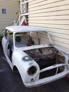 1968 Morris Mini Sedan Coolangatta Gold Coast South Preview