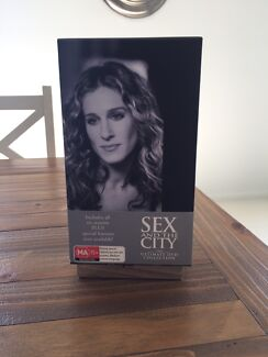 Sex and the city box set  Windella Maitland Area Preview