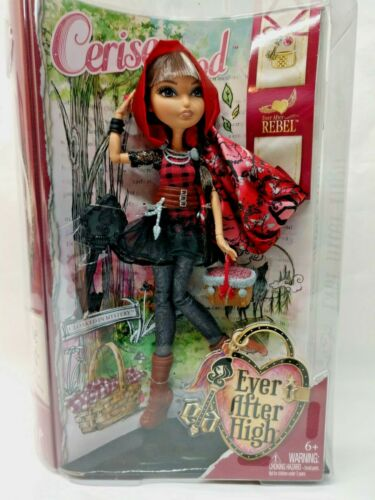 Ever After High - Core Royals and Rebels (2013) - Cerise Hood - w/ hood stain