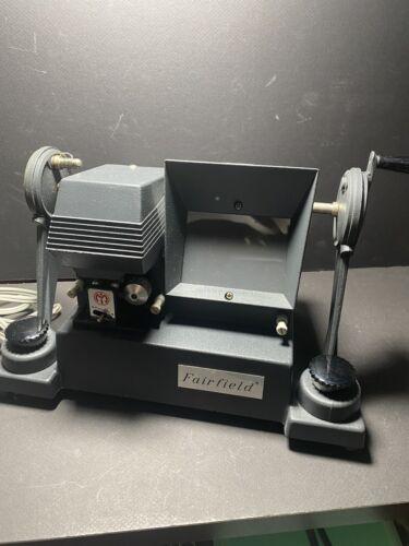 Vintage Mansfield Fairfield 8mm Action Film Editor Original Box And Manual NICE - $19.99