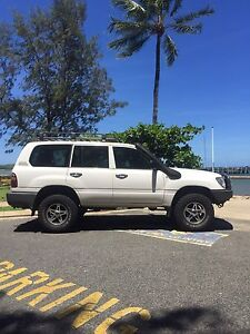 Toyota Land Cruiser GX Palm Cove Cairns City Preview