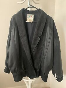 Genuine Leather jackey