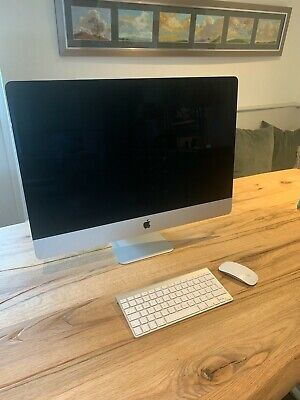 Apple iMac 27-Inch Intel Core i5 3.2GHz 8GB - Late 2013 - Excellent condition
