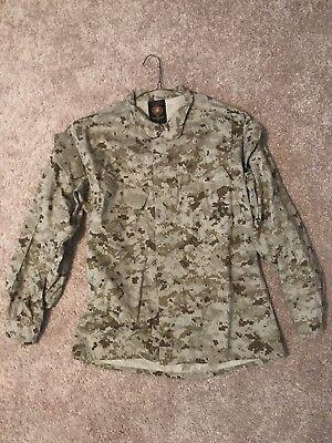 USMC Desert Marpat BDU Jacket, used for sale  Huntingtown