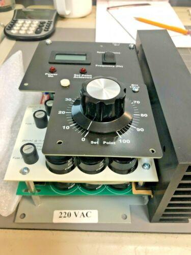Ts Engineering At07-679  Atac Vf Vibratory Feeder At-2050-ofk-dp-p-mms 220v