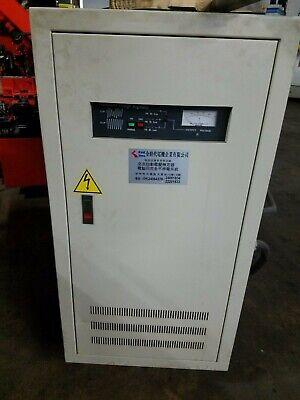 Transformerregulator 45 Kva 3 Phase 440 High To 230 Low Voltage
