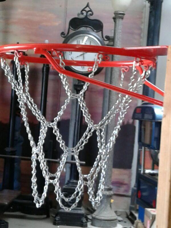 Basketball Chain Net 12 gauge US zinc pltd steel anti rust premium quality chain