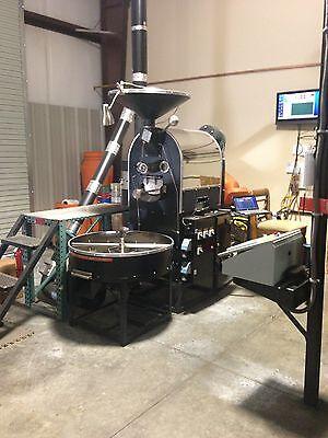 Ambex 30 Kilo Coffee Roaster