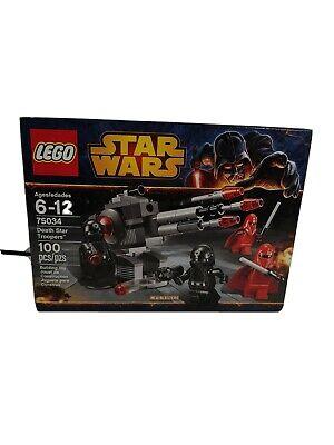 LEGO Star Wars Death Star Troopers ( 75034 ) NEW