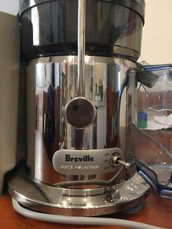 Breville Juicer - The Juice Fountain Max