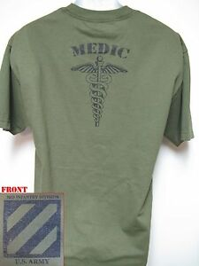 3RD-ID-T-SHIRT-MEDIC-COMBAT-OPS-MILITARY-T-SHIRT-ARMY-NEW