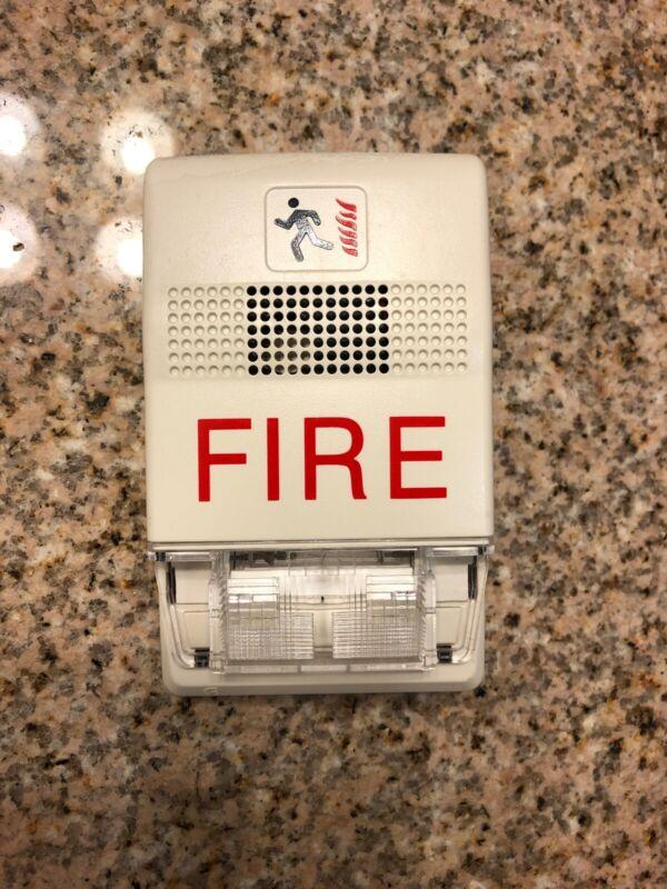 Edwards EST G1F-HDVM Multi-CD Horn Strobe Fire Alarm