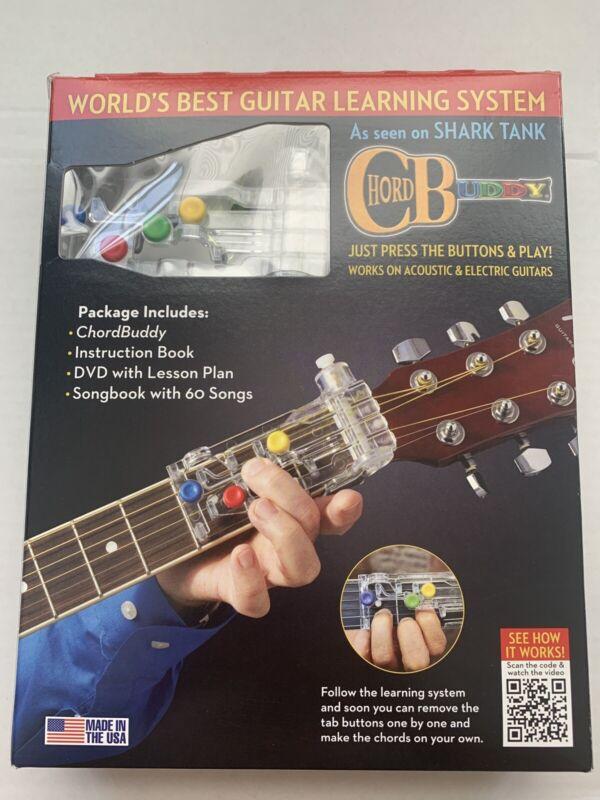 ChordBuddy - Guitar Learning System