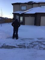 Contract or casual Snow Removal and Lawn Mowing